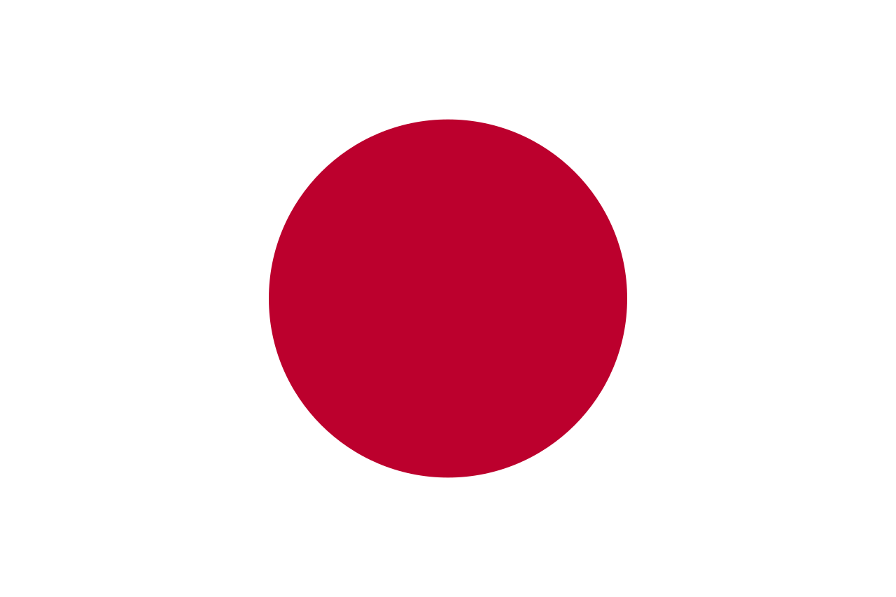 Flag of Japan Nippon